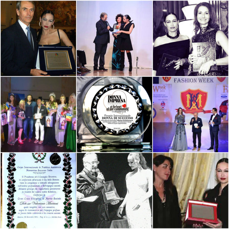 Award di International Woman
