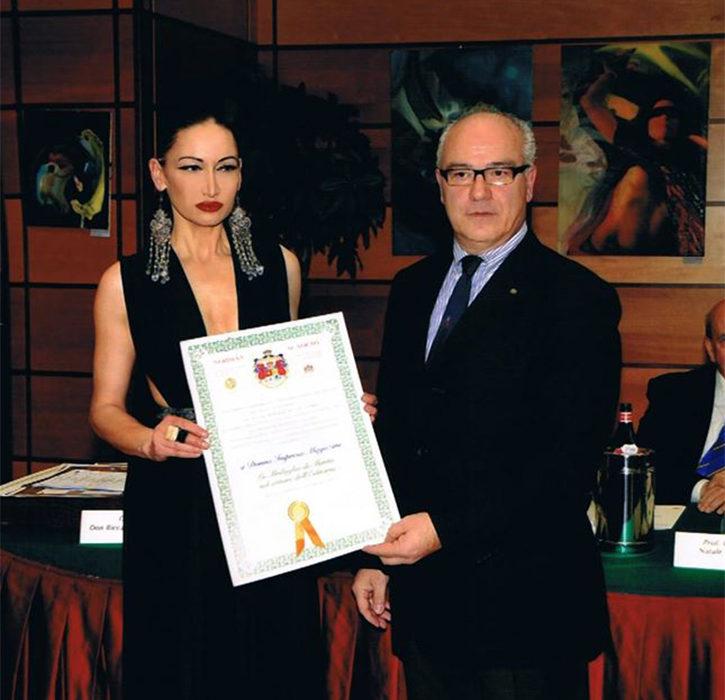 Valeriana Mariani Award