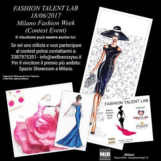 Fashion Talent Lab - Milano Fashion Week